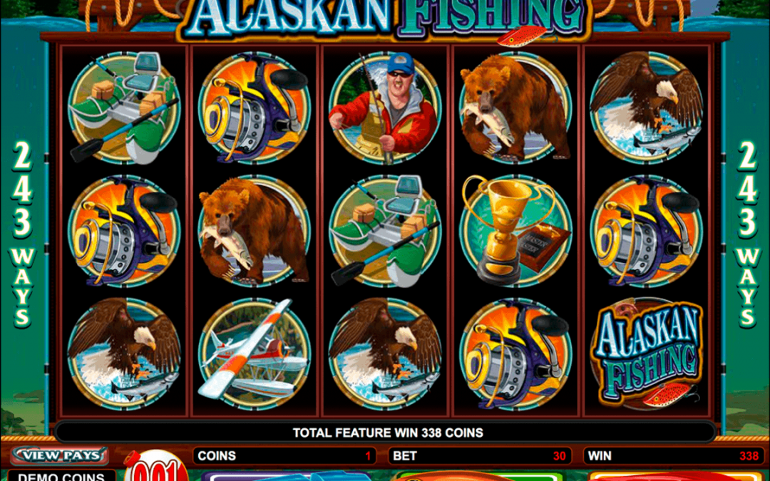 Enjoyment with Alaskan Fishing