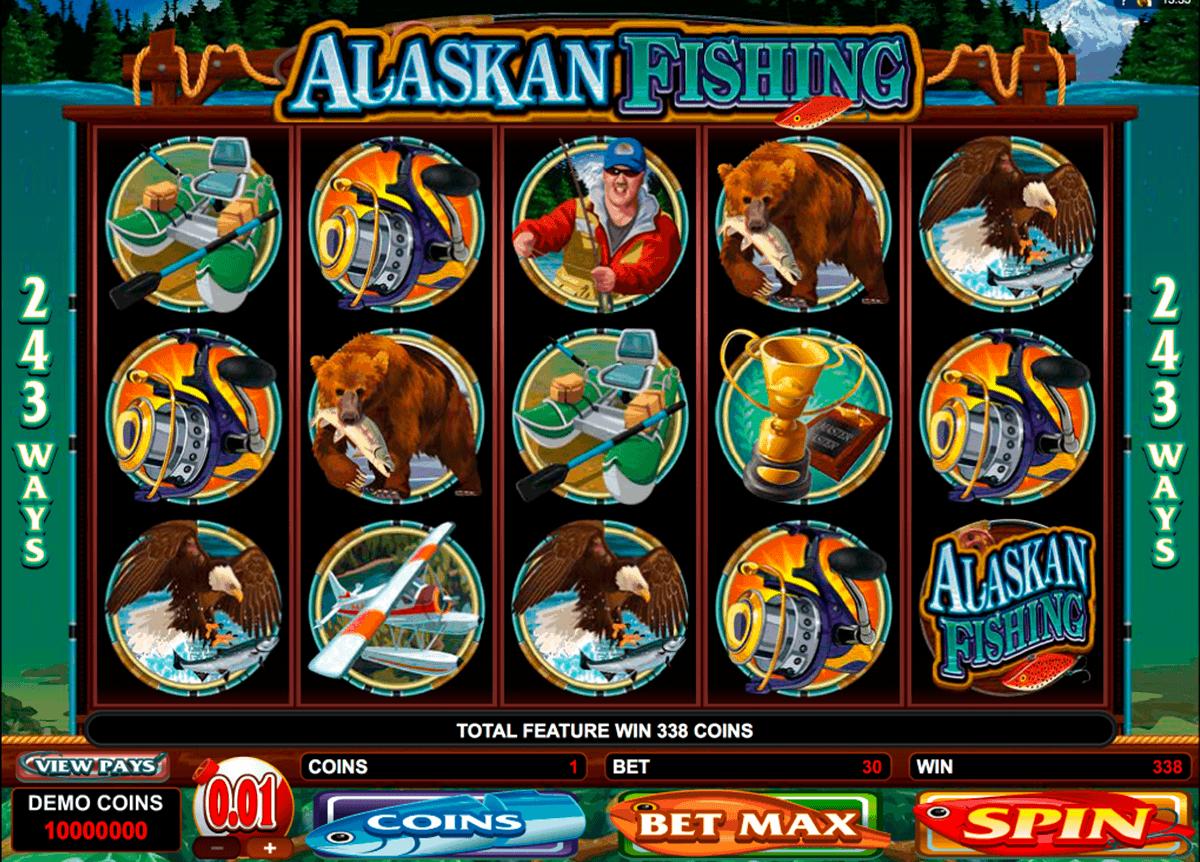 Enjoyment with Alaskan Fishing