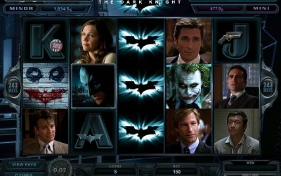 The dark knight – play it the batman style